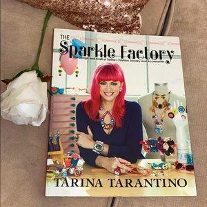 The Sparkle Factory book by Tarina Tarantino